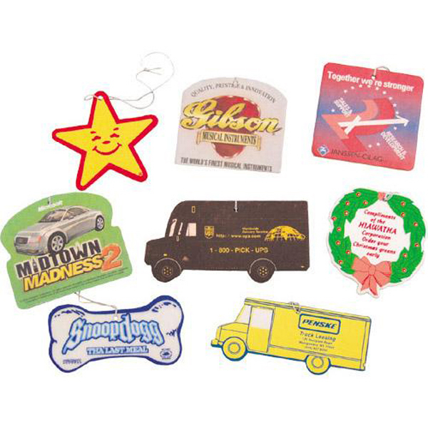 Personalized Custom air fresheners
