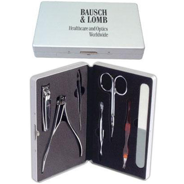 Personalized 7-piece manicure set
