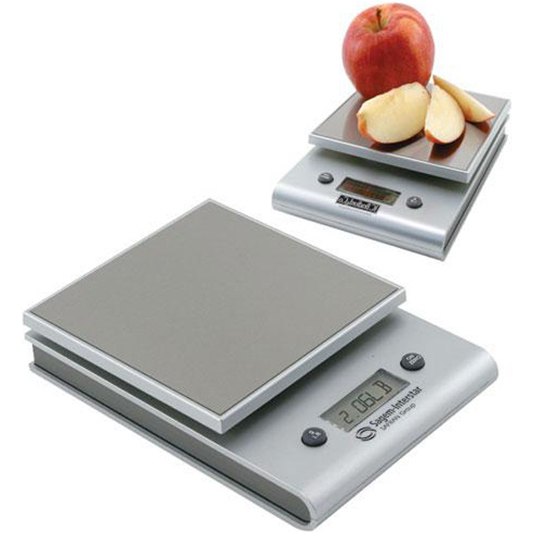 Custom Stainless steel portable digital scale