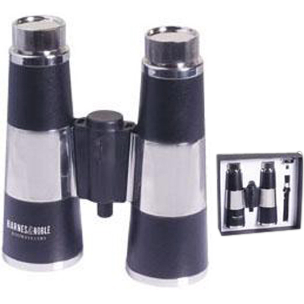 Customized 12 oz dual-flask binoculars with gift box