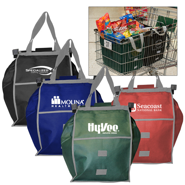 Personalized Reusable grocery bag/tote