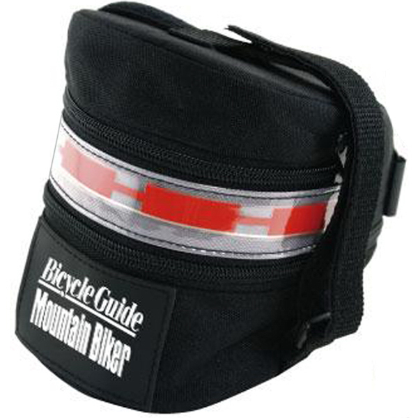 Promotional Flashing EL bicycle seat pack