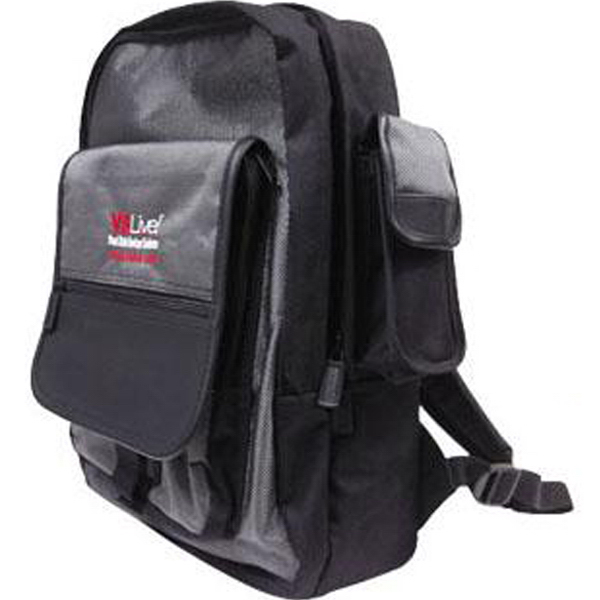 Imprinted High-tech padded computer backpack