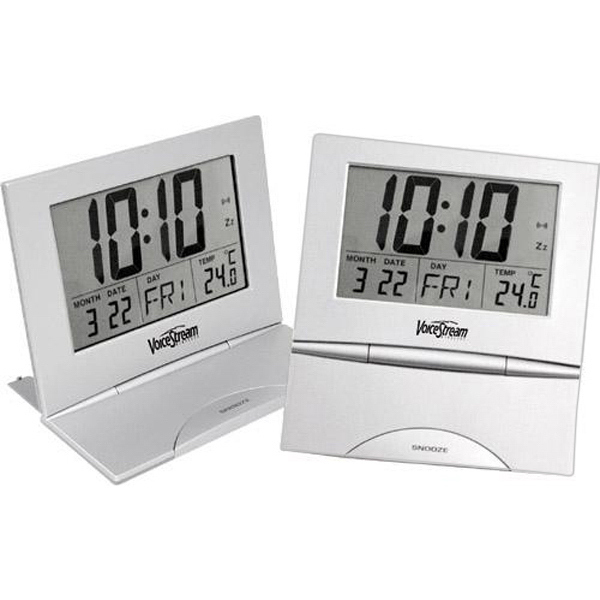 Customized Jumbo-digit wall/desk alarm clock
