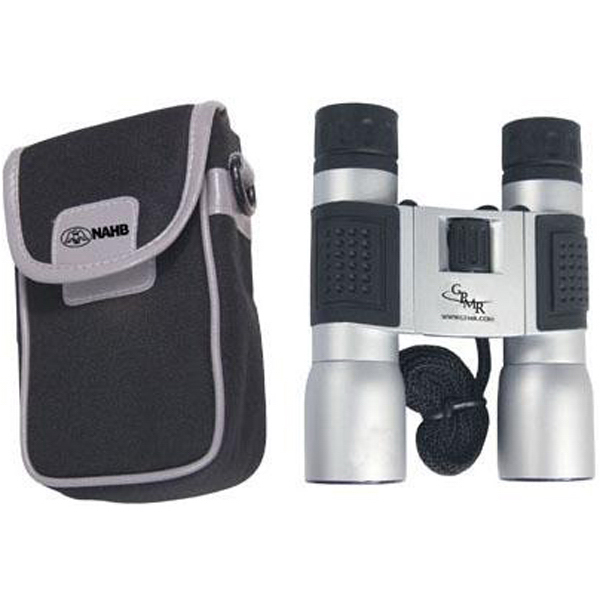 Printed 16x32 high-tech long distance binoculars with nylon case