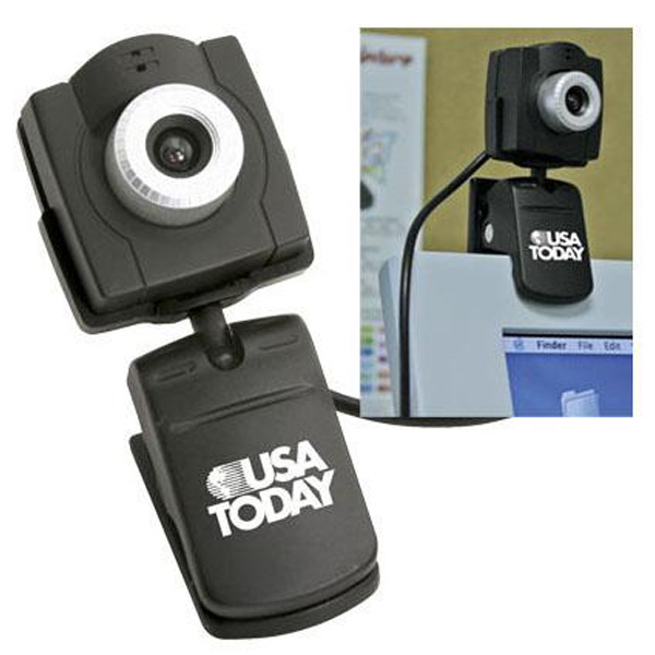 Printed Digital web camera