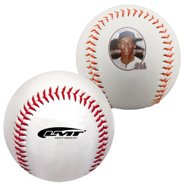 Personalized Synthetic leather baseball