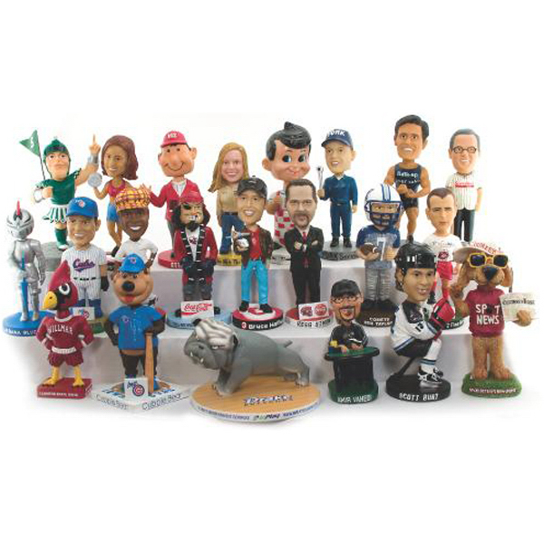 Personalized Custom-shaped bobble Head