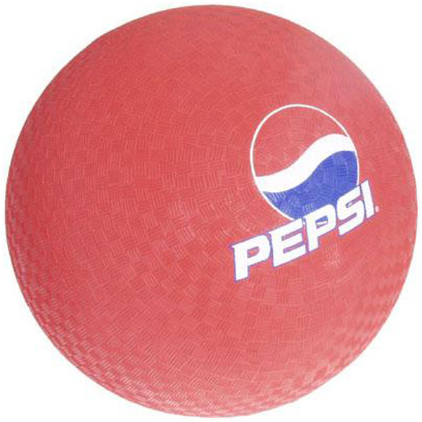 Custom Rubber dodgeball / kickball