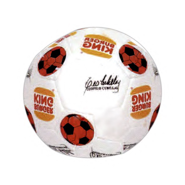 Customized Rubber soccer ball