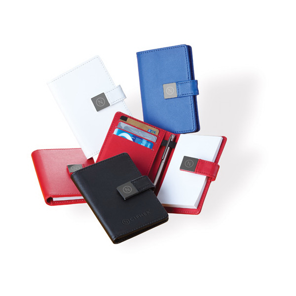 Promotional Solano Mini Business Organizer