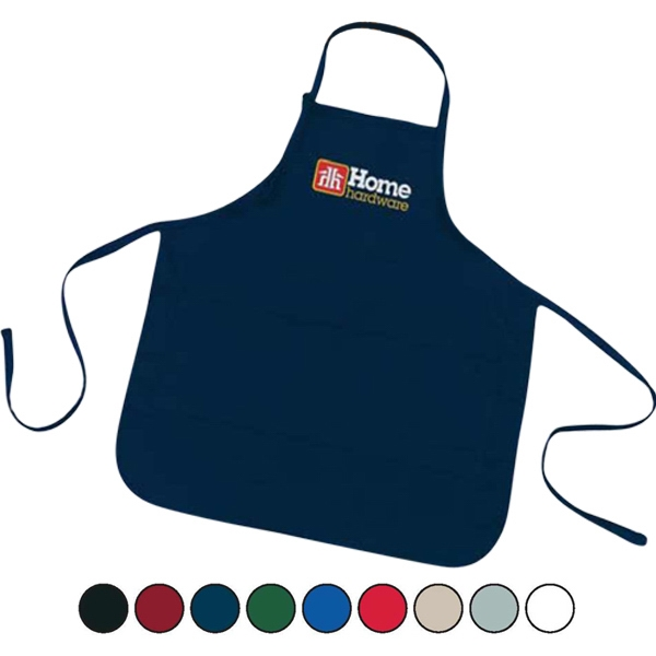 Personalized Long Apron (lg-xl)
