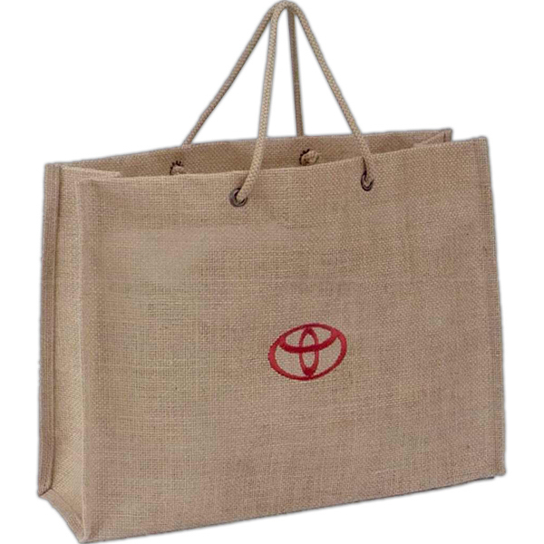 Imprinted Jute Bag