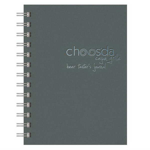 Imprinted LagerLogger (TM) Classic Journal