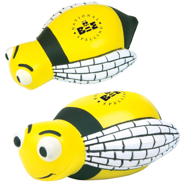 Promotional Bumble Bee Stress Reliever