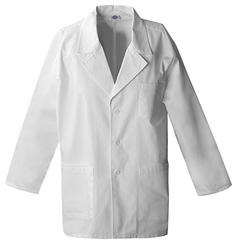 Personalized SA81404 Dickies Men's Consultation Lab Coat