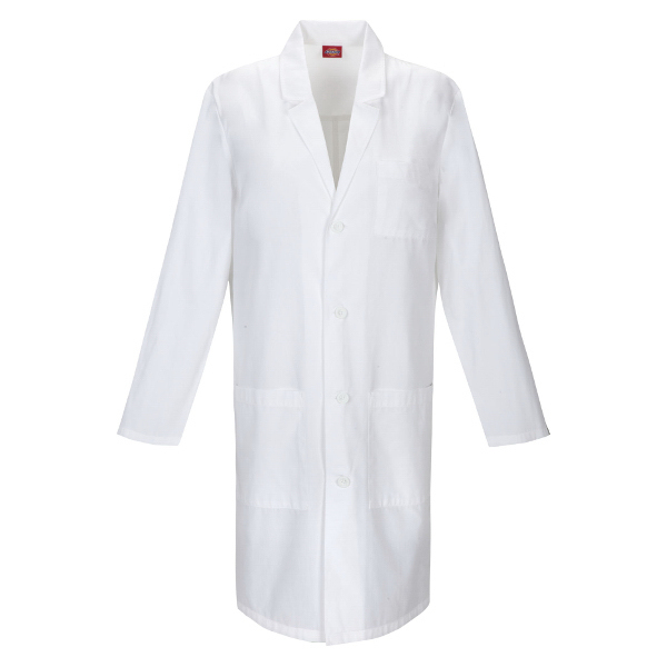 Custom SA83403 Dickies Unisex Lab Coat
