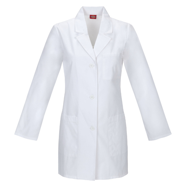 Personalized SA84400 Dickies Women's Lab Coat
