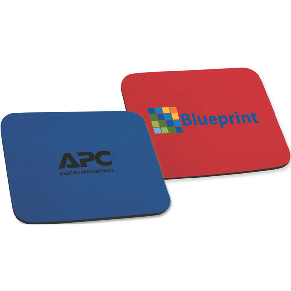 "Personalized 1/4"" Thick Economy Mouse Pad"