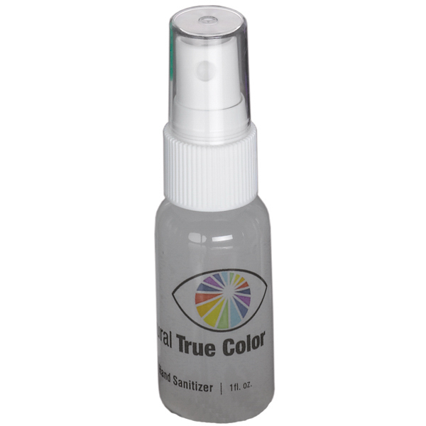 Customized 1 oz. Natural Alcohol Free Sanitizer Spray