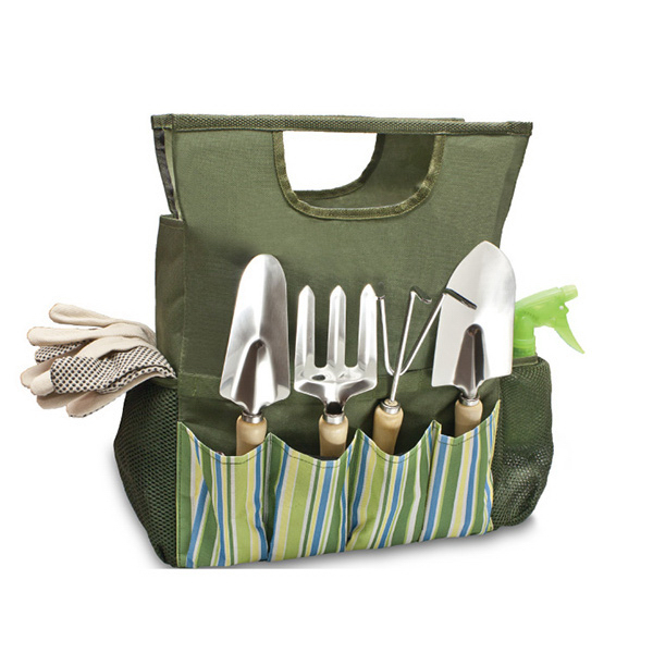 Promotional 10 pc Garden Tool Tote