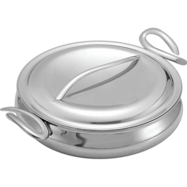 "Promotional 12"" Saute Pan with Lid"