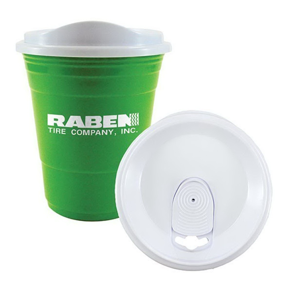 Customized 16oz. Uno Cup Lid