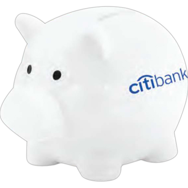 Printed 2 Slot Piggy Bank