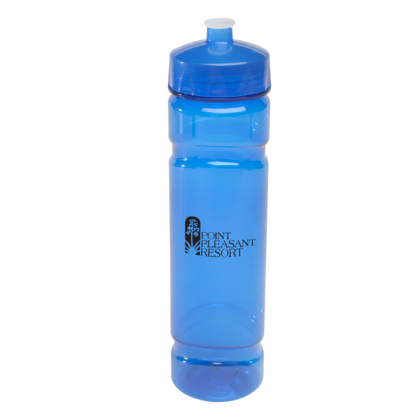 Customized 24 Oz. PolySure (TM) Jetstream Bottle