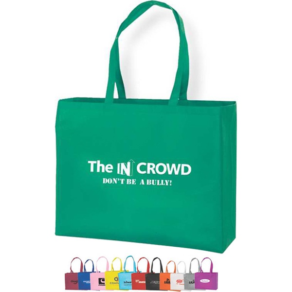 "Promotional 28"" Handles Tote Bag"