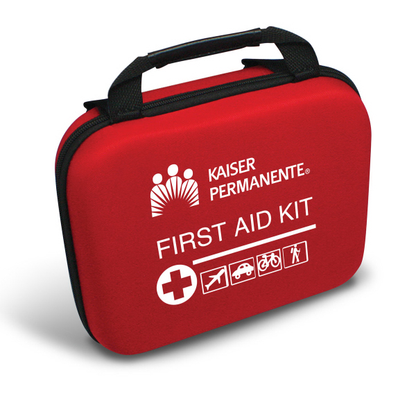 Custom 41 Piece First Aid Kit