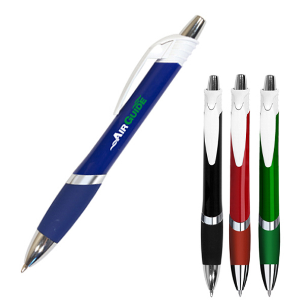 Customized Academy Click Pen Full Color Digital