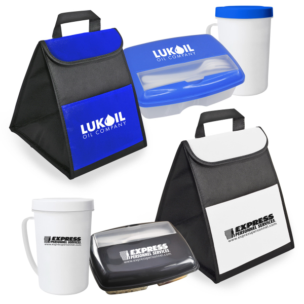Promotional Bagged Lunch and Drink Kit