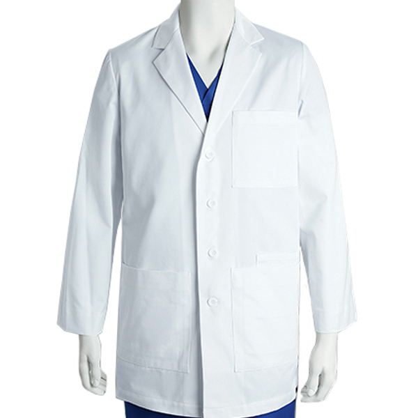 Printed Barco ICU Unisex Lab Coat