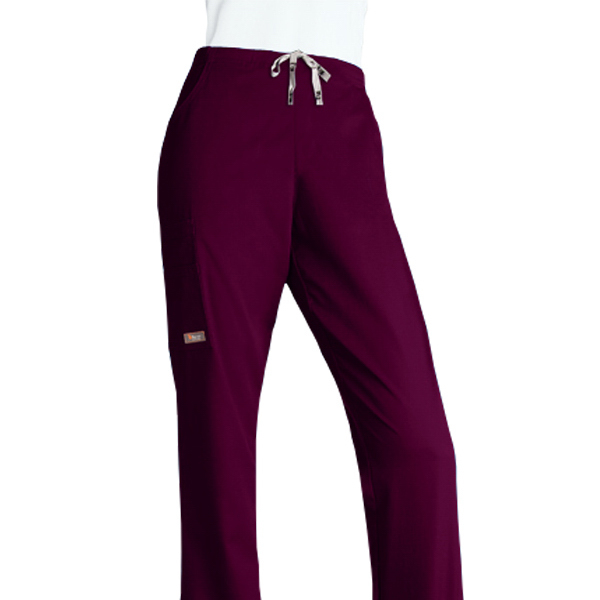 Imprinted Barco ICU Women's Cargo Flare Pant