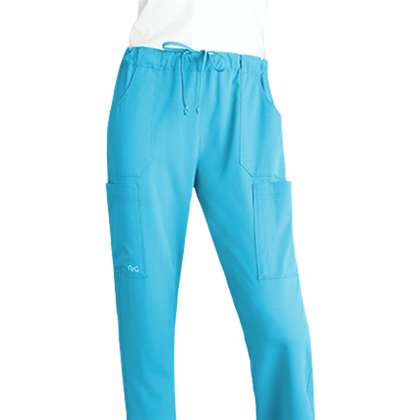 Personalized Barco NRG Women's Drawstring and Elastic Cargo Pant