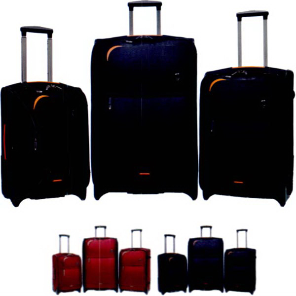 Custom Birmingham 3 Pc. Set Luggage