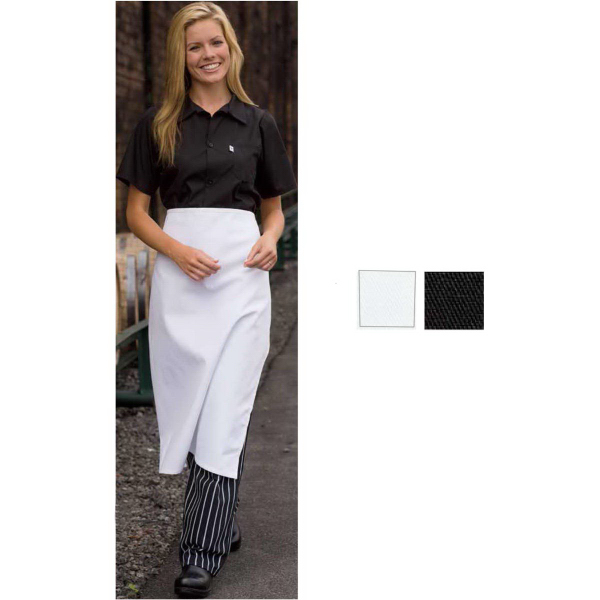 Personalized Black Bar Apron