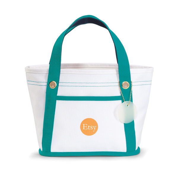 Imprinted Bliss Mini Tote