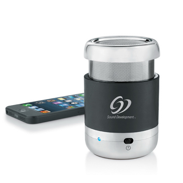 Customized Brookstone (R) Bluetooth Mobile Mini Wireless Speaker