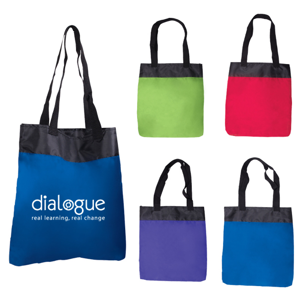Personalized Budget Polyester Tote