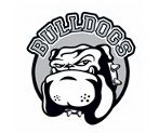 Imprinted Bulldogs Mascot Temporary Tattoo