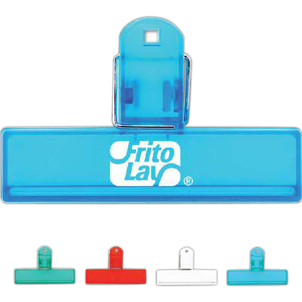 Imprinted Chip Clip