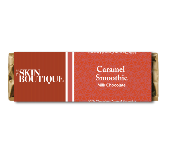 Promotional Chocolate Bar Caramel Flavor - Milk Chocolate Candy Bar