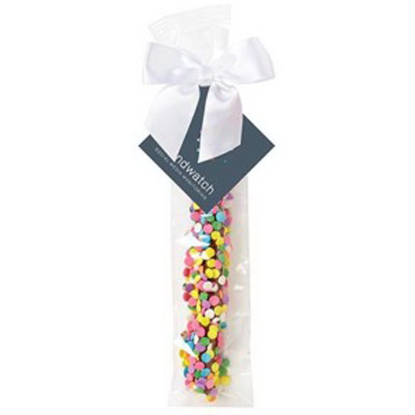 Promotional Chocolate Covered Pretzel Rod