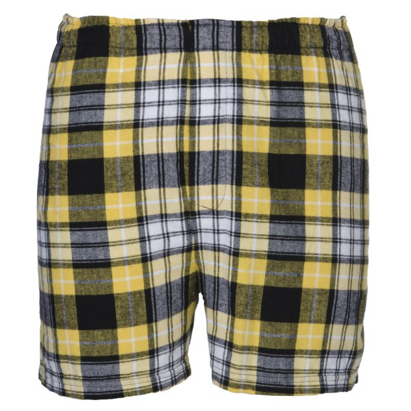 Printed Classic flannel boxer