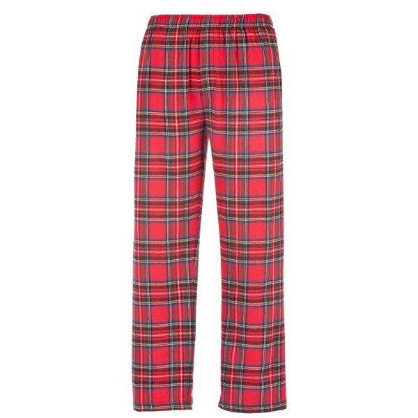 Customized Classic flannel pant