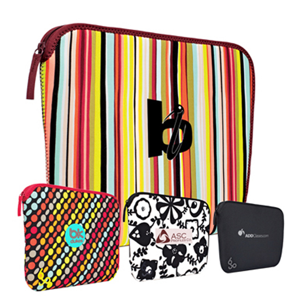 """Imprinted Clearance BYO (R) by Built(R) 13"""" Laptop Sleeve"""