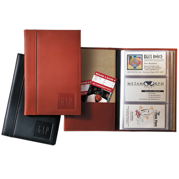 Customized Clearance Greenwich Business Card File-Junior