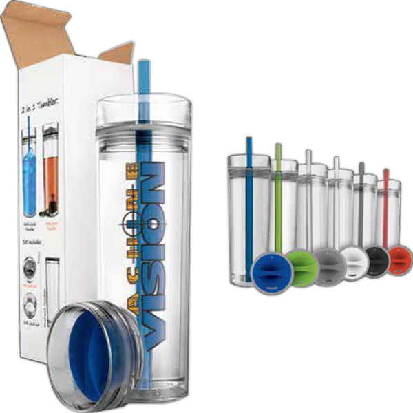 Personalized ClearView Classic Hot/Cold Set